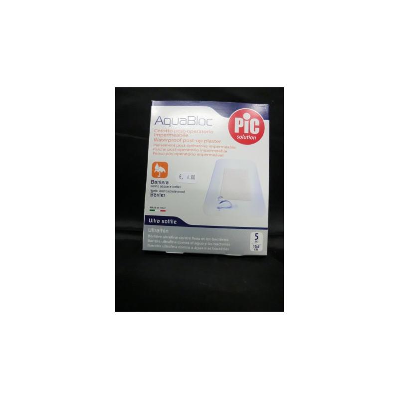 AquaBloc 10x8 cm